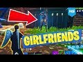 YOUNG KID'S GIRLFRIEND BREAK UP STORY ON FORTNITE!