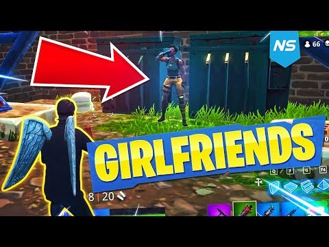 YOUNG KID\'S GIRLFRIEND BREAK UP STORY ON FORTNITE!