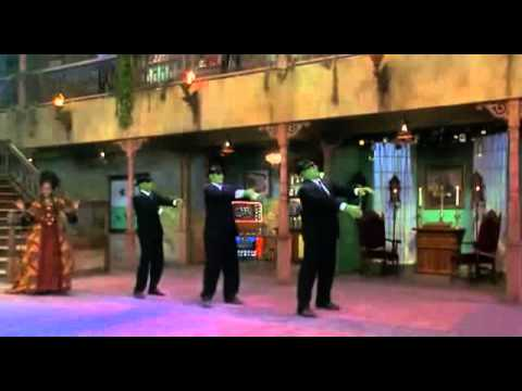 Funky Nassau-The Blues Brothers 2000 [OFFICIAL VIDEO]
