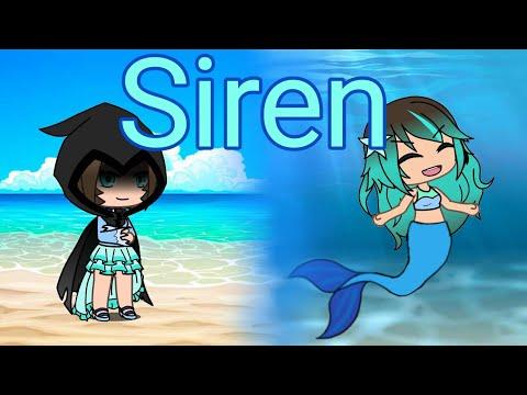 Siren/gacha life♡