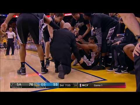 Dirtiest Plays Of NBA 2016-2017 Playoffs {HD}