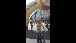 Экстрим вело-тур субботнего дня велодень 2018