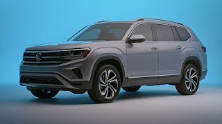 homepage tile video photo for New Tech, More Style | VW Atlas