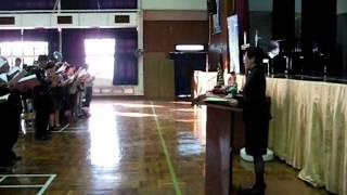 Publication Date: 2013-03-23 | Video Title: 循道衛理聯合教會麗瑤堂十五周年堂慶感恩崇拜(二) 11012