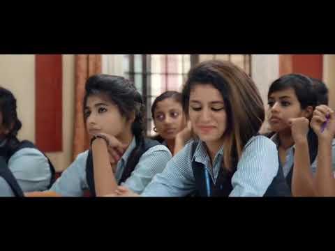 Priya Prakash Varrier Latest Video 2018