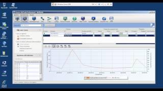 Monitorización de una Red - Windows Server 2008 - Axence Net Tools