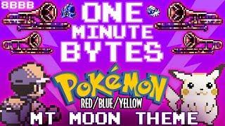 Mt. Moon Theme - One Minute Bytes #7 (The 8-Bit Big Band)
