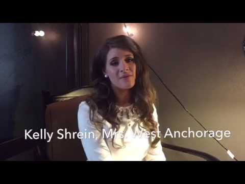 Mrs. Alaska United States 2017 pageant interview