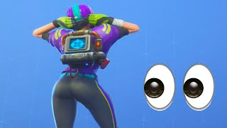 THICCEST SKIN IN THE GAME! FORNITE BATTLE ROYALE!