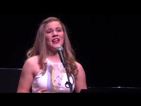 Caitlin Walsh Broadway Direct 2017 -  I Get a Kick out of You VOH