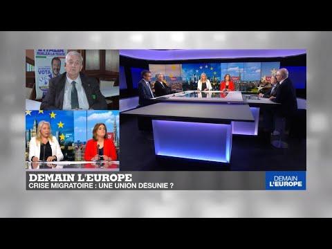 """""""Demain l'Europe"""" : une Union désunie face à la crise migratoire"""