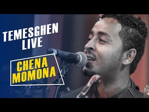 Temesghen Yared - CHENA MOMONA - New Eritrean Music 2018 |Live at Stockholm Jazz Festival 2018