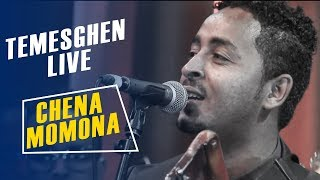 Temesghen Yared - CHENA MOMONA - New Eritrean Music 2018 | Live at Stockholm Jazz Festival 2018
