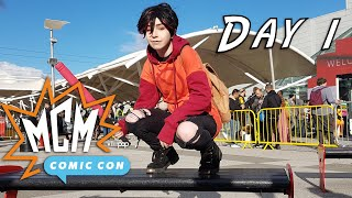 [ VLOG ] MCM London October (2018) - Day 1 (Friday)