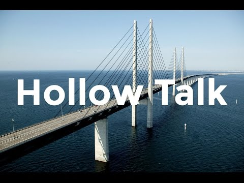 Choir of Young Believers - Hollow Talk + Lyrics (from Bron/Broen)
