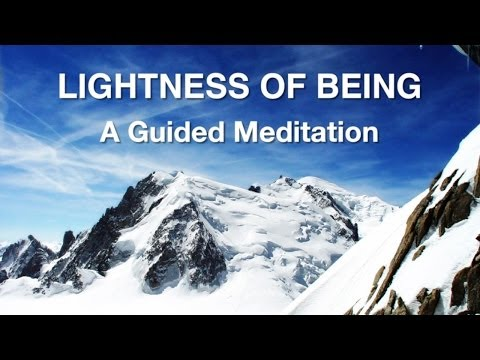 Free Meditations • Lightness of Being • Guided Visualisation