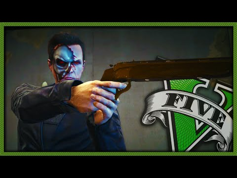 GTA 5 Online Funny Moments: Every Bullet Counts Gamemode!