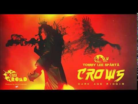 Tommy Lee Sparta - Crow Open - Dark Age Riddim - September 2014 | @GazaPriiinceEnt