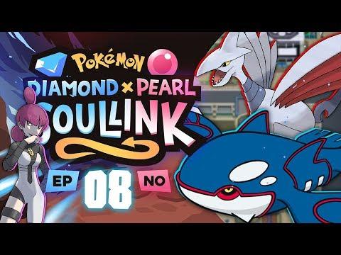 "Pokemon Diamond & Pearl Soul Link Randomized Nuzlocke W/ Original151 EP 8 - ""A TEAM OF 6!"""
