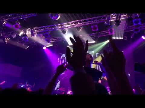 ONE OK ROCK - Take What You Want - live in Prague, Czech republic @ Lucerna music bar 02.12.2017