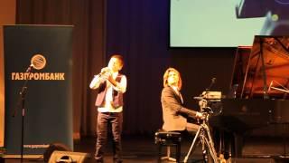 Урок музыки Дмитрия Маликова в Ростове
