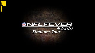 NFL Fever 2000 All Stadiums (4K60FPS)