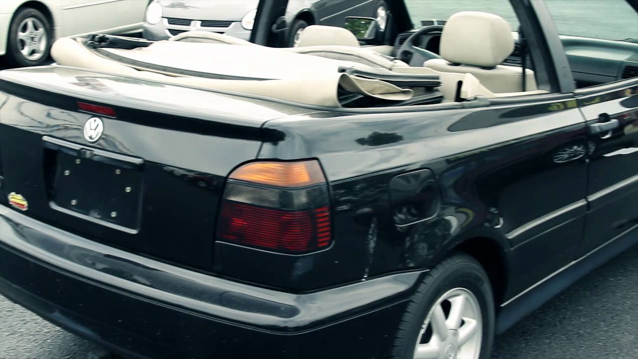 1998 vw cabrio [ 1280 x 720 Pixel ]