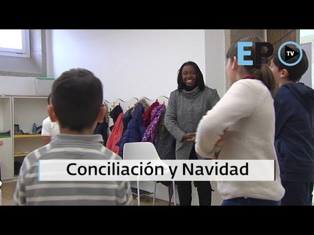 Conciliación y Navidad