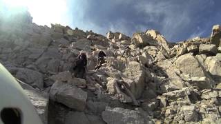 Mt Whitney- Mountaineers Route- Final 400 Part 2