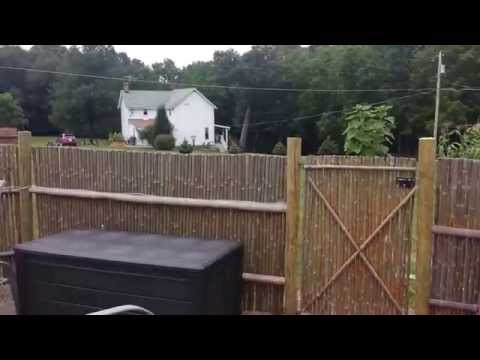Bamboo Fencing - My review - Do Not Buy!!!