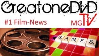 GreatoneDVD MG TV #1 (Die Show über Filme, Spiele und Mehr) (Deutsch/German)