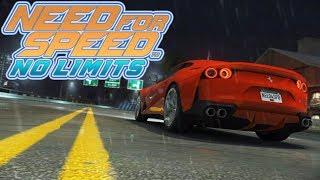 Need For Speed NO LIMITS ИСПЫТАТЕЛЬНЫЙ ПОЛИГОН FERRARI 812 SUPERFAST #1