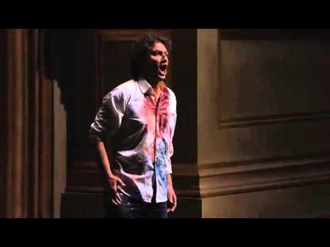 G Puccini   Tosca Act 3  E lucevan le stelle Jonas Kaufmann