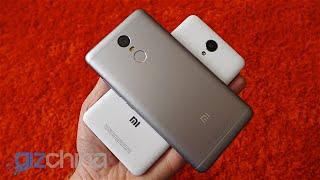 Xiaomi Redmi Note 3 vs Xiaomi Redmi Note 2 comparision