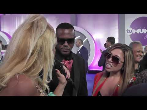 DALE CLICK l Kevin Lyttle  y Astra  Interview At  Awards TU MUNDO