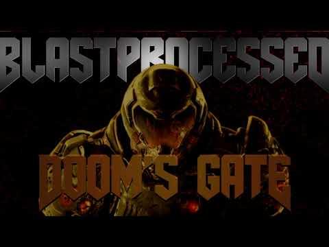 Blastprocessed: Doom's Gate (E1M1 Cover)