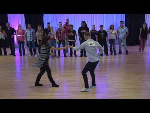 Jack & Jill O'Rama 2017 Strictly B Finals