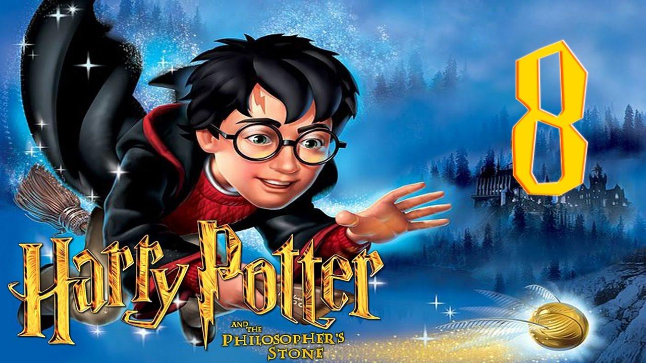 Гарри Поттер и Философский камень №8. Филчевский стелс ...