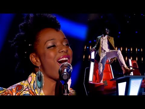 The Voice UK 2013  Cleo Higgins performs Love On Top  Blind Auditions 3  BBC One