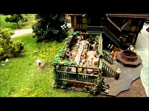 Miniatuur wunderland video in HD.