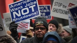 Government Workers Who've Lost Everything due to Shutdown