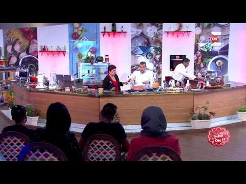 برنس الطبخ - الشكل النهائي لـوجبة المكرونه والكفتة البانيه  - 17:21-2017 / 5 / 27