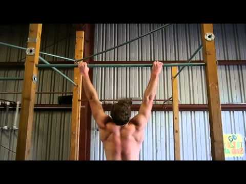 "CrossFit - ""Eva"" WOD 111205 Demo with CrossFit Santa Cruz"
