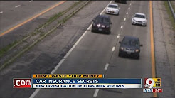 Hidden credit score could affect your car insurance rate