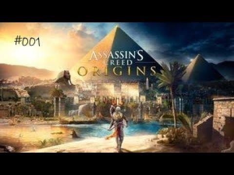 Ursprung er Assassinen ASSASSIN´S CREED: ORIGINS #001