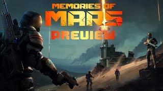 MEMORIES OF MARS #01 • Preview aus der Closed Beta • Gameplay German, Deutsch