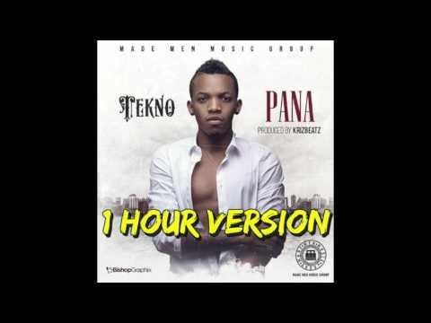 Tekno - Pana (1 Hour Version)
