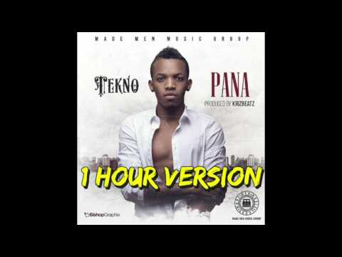 Tekno - Pana (1 Hour Version)