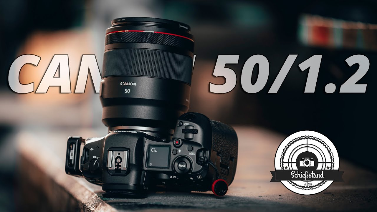 Alles andere als Nifty Fifty! Canon RF 50/1.2 Review
