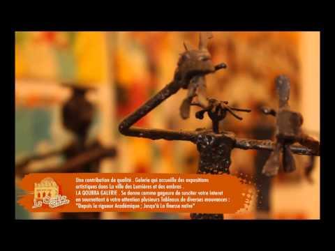 La Qoubba Galerie D'art Marrakech : Presentation